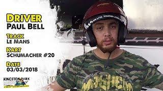 Driver Profile - Paul Bell | Kingston Park Raceway Brisbane & Gold Coasts Best Go Karting