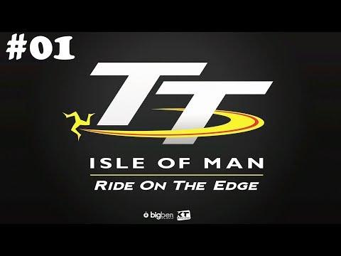 TT Isle of Man deutsch gameplay german PS4 / Xbox One #01 – Let's play TT Isle of Man