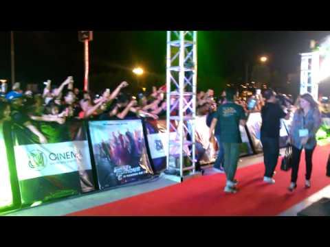 Gina Carano in Manila Fast and Furious 6