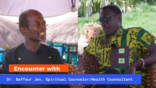 KSM Show- Encounter With Dr. Baffour Jan - It's All About Spirituality
