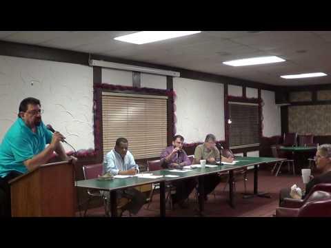 10/31/16 International Village Board of Directors meeting Pt. 1