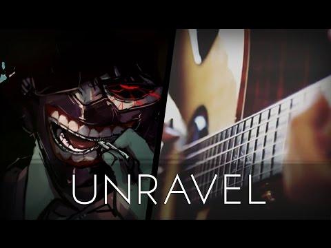 Unravel - Tokyo Ghoul OP (Acoustic Guitar)【Tabs】
