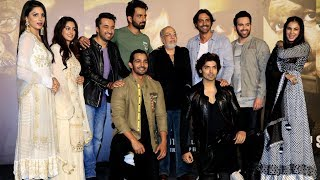 Arjun Rampal, Sonu Sood and team 'Paltan' launch the film's trailer