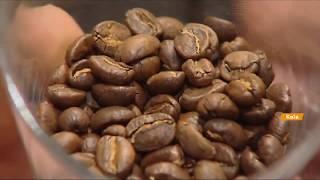видео Кофе в зернах