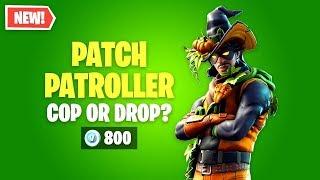 (Fortnite Battle Royale) New Item Shop Livestream OCT(Patch Patroller) (28-29)