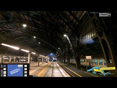 CHOPPER: IL PIACERE DELLA CONDOTTA - viaggio in Cabride da Milano C.Le a Rogoredo