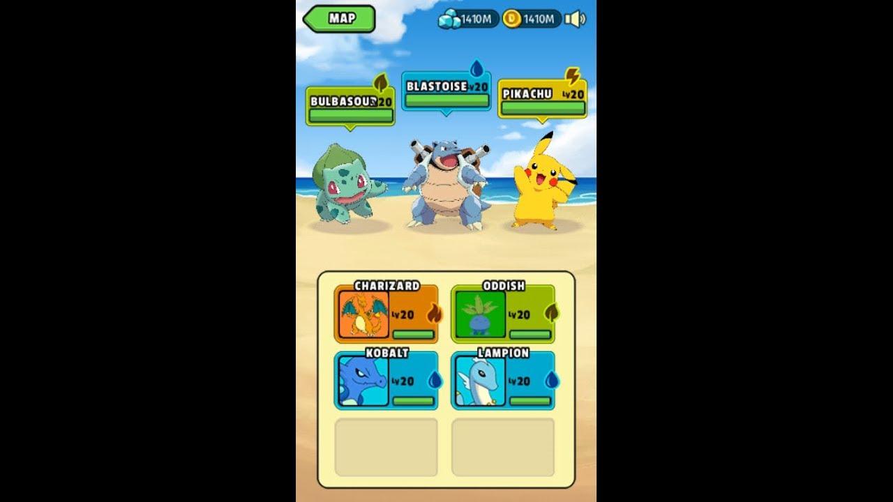 Dynamons World Pikachu Mod Apk | Catch Pokemon In The Game