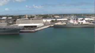 Multinational fleet  | Flotte multinationale, Pearl Harbor-Hickam, July | Juillet 2012