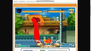 skill ác ma đẹp nhất trong  Bleach vs Naruto 2.6