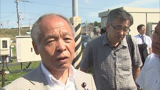 【HTBニュース】宗男氏国後島でごみ分野の共同経済活動期待大きい