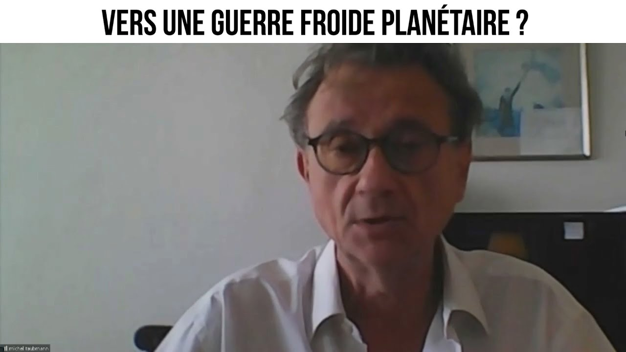 Vers une guerre froide planétaire ? - IMO#130