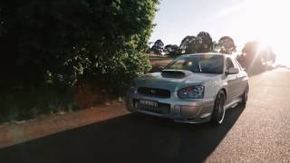 Lachlan's Immaculate MY05 WRX