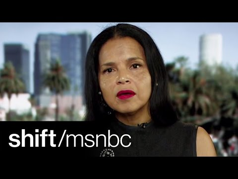 'Young And Restless' Star Victoria Rowell On TV Racism  shift  msnbc