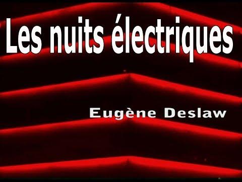 Les Nuits Electriques. 1928. Deslaw / Kinematik synchronism: Ortiz Morales. Pseudo-dada music.