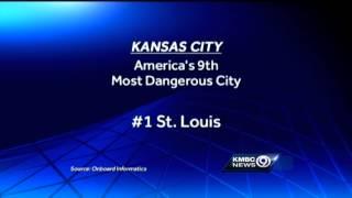 Gun violence report shows KC's dangerous neighborhoods