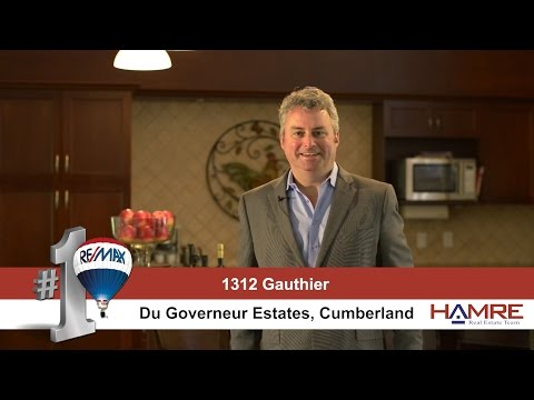 1312 Gauthier Street - Cumberland House for Sale - Hamre Real Estate