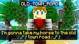 LYRICS Trolling On Random Minecraft SERVERS!
