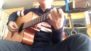 XIN LỖI NGƯỜI ANH YÊU (CHÂU KHẢI PHONG)- GUITAR COVER MR THÍCH & LƯƠNG MẠNH TIẾN - HỢP ÂM CỰC CHUẨN