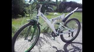 Перекраска велосипеда, да это просто!(Видео о том чем я занимался когда мне было скучно... И я не долго думал... решил перекрасить велик свой, мне..., 2014-06-30T05:14:46.000Z)
