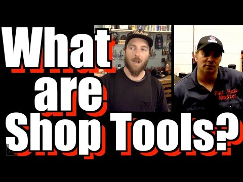 Shop Tools - Chat With The Flat Rate Master