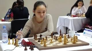 Финал Чемпионата Республики Казахстан по шахматам. IV - тур.  г. Алматы,  06.05. 2016 г.(, 2016-05-06T12:12:05.000Z)