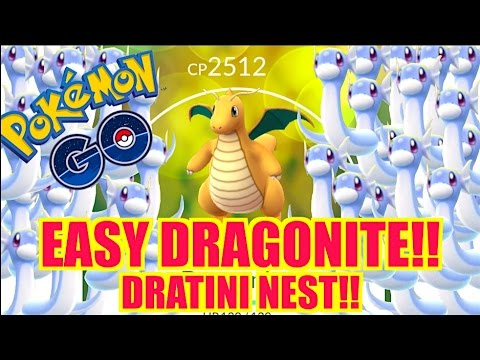 lapras nest pokemon go coordinates