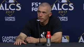 NYY@HOU: Girardi on successful season despite loss