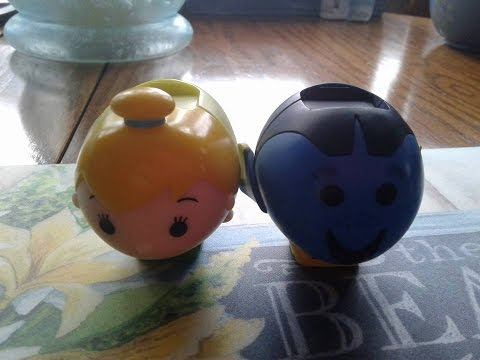 31b86ee686d Disney Tsum Tsum Lip Smacker Tinkerbell and Dory Lip Balm First Impressions  and Review