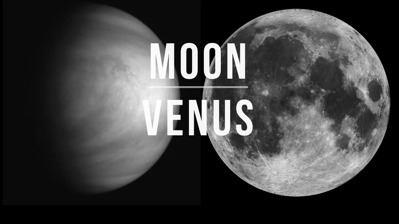 Synastry Inter-Aspect Series: MOON + VENUS Compatibility