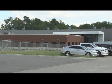Orangeburg Opens New Detention Center
