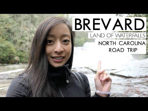 BREVARD, NC. | Land of Waterfalls & Hunger Games Filming Site