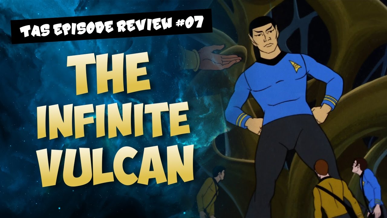 Image result for star trek The Infinite Vulcan