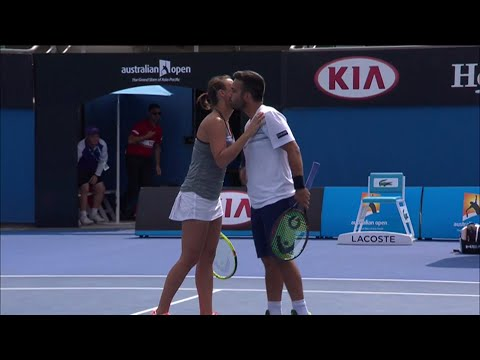 Klepac/Huey v Chan/Bopanna highlights (QF) | Australian Open 2016