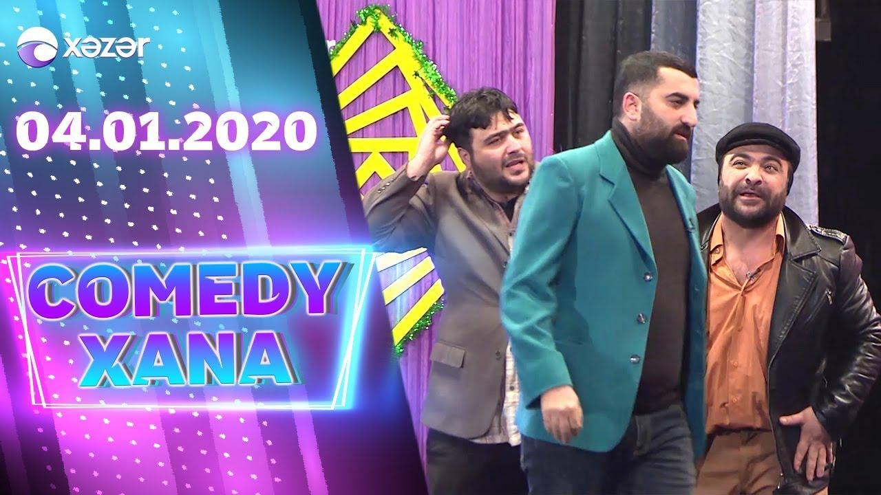 Comedyxana 12-ci Bölüm   04.01.2020