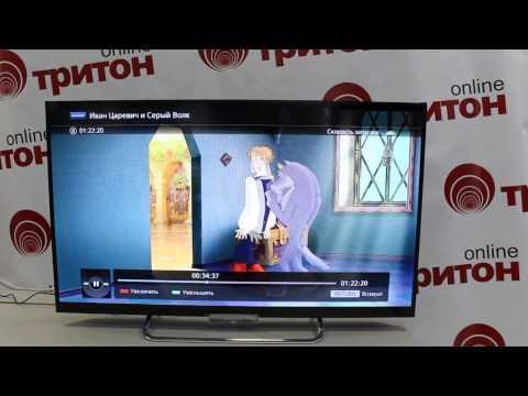 видео: Телевизор sony kdl-42w653