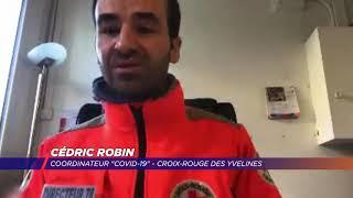 Yvelines | La Croix-rouge des Yvelines au soutien du Samu et du personnel de santé