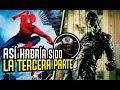 Amazing Spiderman 3: Lo que pudo ser