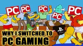Why I switched to PC Gaming
