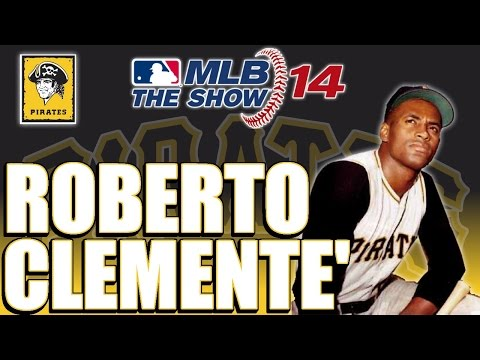 MLB 14 The Show Legend Player Lock Ep.49: Roberto Clemente (Livestream)