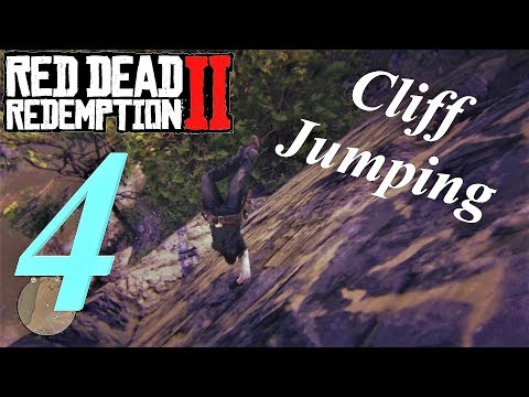 Cliff Jumping 4 (Ragdoll Showcase) - Red Dead Redemption 2 thumbnail