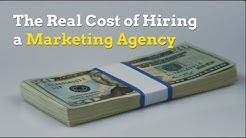 The Real Cost of Hiring a Marketing Agency