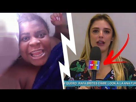 Jojo Maronttinni detona Rafa Brites e Joana Balague após criticarem memes de Que tiro foi esse