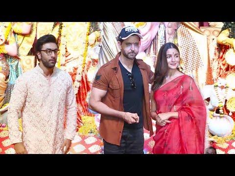 Ranbir Kapoor's JEAL0US Reaction As GF Alia Bhatt IGNORED Him & Gave Importance To Hritik Roshan