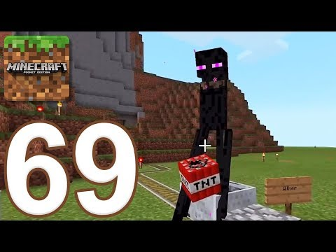 Minecraft: Pocket Edition - Gameplay Walkthrough Part 69 - Survival (iOS, Android)