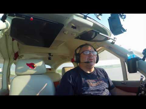 Cessna Cardinal IFR to DFW
