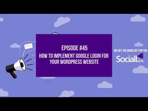 How to Implement Google Login for your WordPress Website