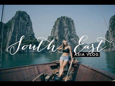 SOUTH EAST ASIA TRIP  |  VIETNAM, CAMBODIA, THAILAND, HONG KONG, TAIWAN