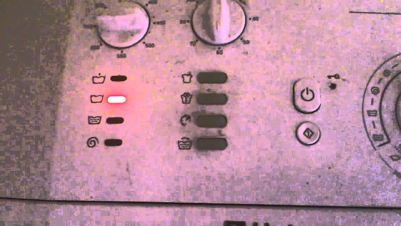 инструкция стиральной машики автамат фирмы аристон