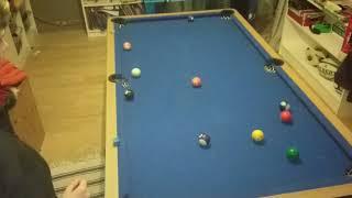 Full pool game