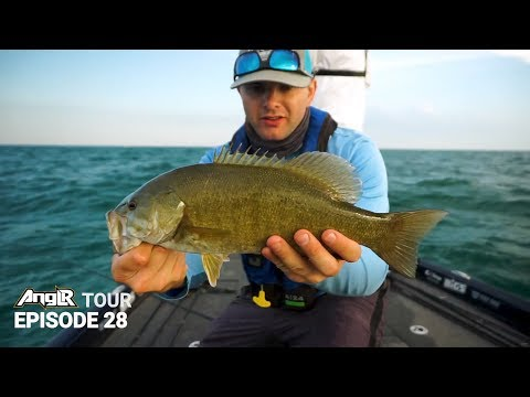 Fishing For Smallmouth On Lake St. Clair With Ben Nowak